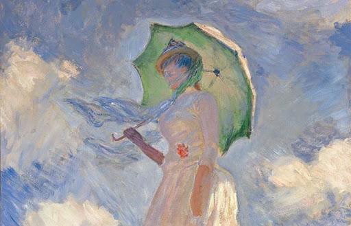 L'incanto del parasole