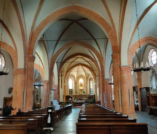 La chiesa di Santa Maria del Carmine ad Alessandria