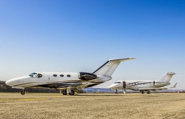 Andare a Ibiza con un jet privato è alla portata di tutti