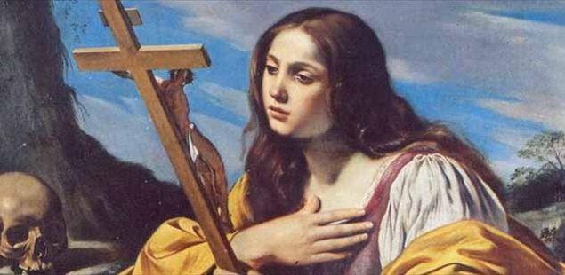 Maria Maddalena, la penitente