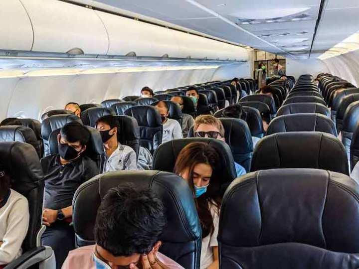 Viaggi in aereo e Covid: quali sono i posti più sicuri