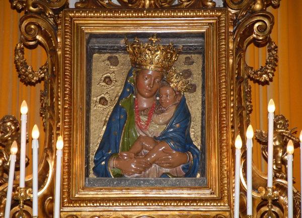 L'oratorio della Madonna della Neve di Garlasco