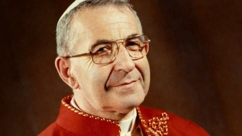 Papa Giovanni Paolo I sarà beato
