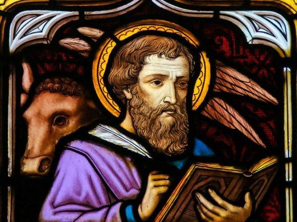 Luca, il terzo evangelista