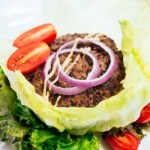 Angus Cheeseburger Salad