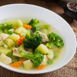 Comforting Chicken Soup