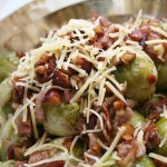 Brussels Sprouts Indulgence
