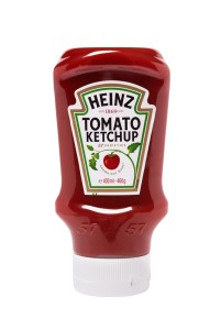 How much sugar is in a serving of ketchup?