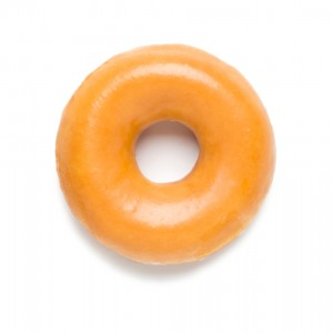 Is a donut a healthier choice to lose weight?
