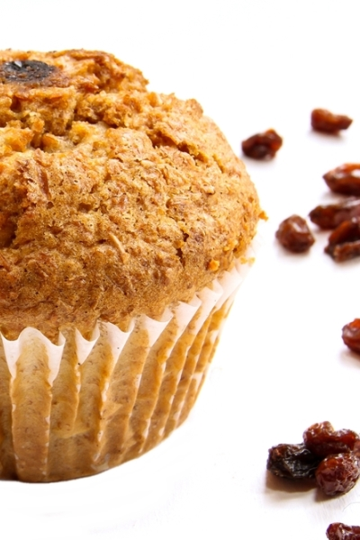 Pin this to see if you should eat a bran muffin instead of a fudge brownie to lose weight; you'll be shocked!