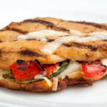 Grilled Chicken Stuffed Italiano