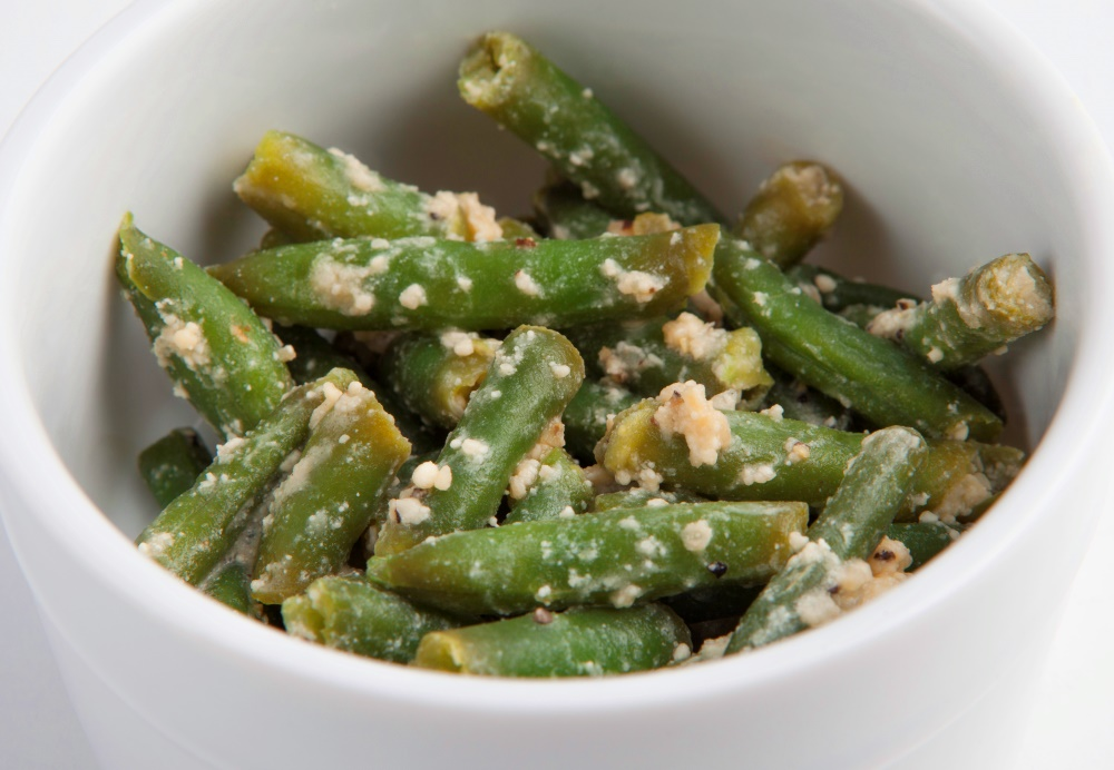 Get rapid weight loss with Personal Trainer Food's Lemon Zest Green Beans!