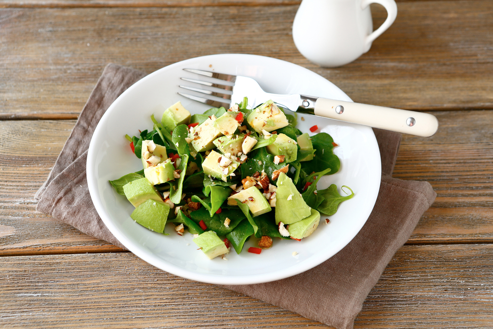 Personal Trainer Food's Almonds are AWESOME on salads, instead of stale croutons!