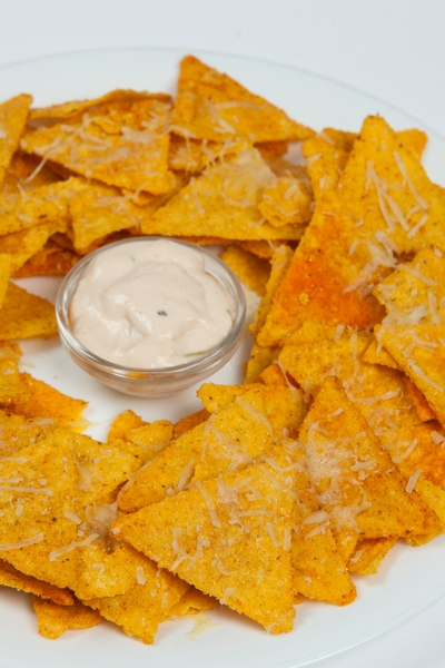 Pin this if you want to lose weight: because you don't have to give up the great flavor of nachos if you use this Personal Trainer Food Creative Food Idea for Zesty Tender Nachos.