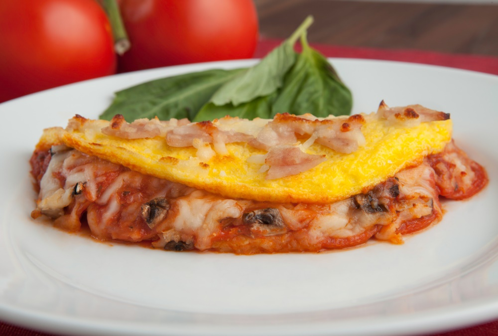 Craving healthy low-carb fat-burning pizza today-- try this from Personal Trainer Food!