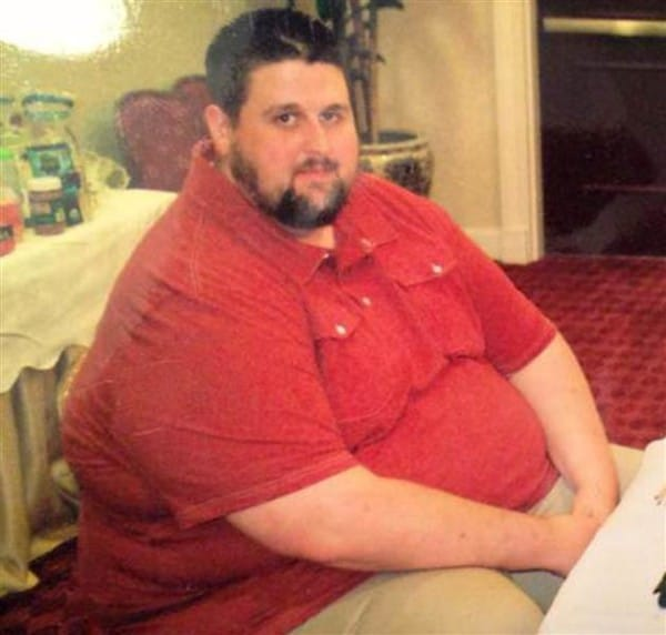 Josh Steel at 579 pounds wanted to lose weight; he's teaming up with Personal Trainer Food to show you how to do it.