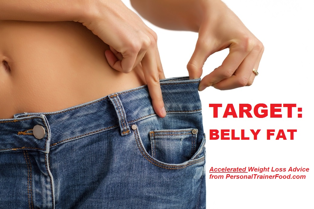 Research-based weight loss tactics to target belly fat.
