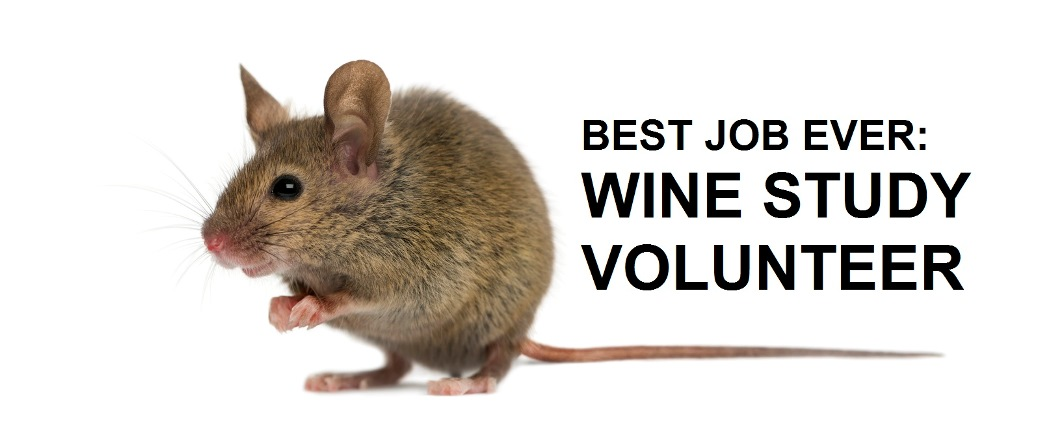All those resveratol studies were done on mice who were definitely under the drinking age.