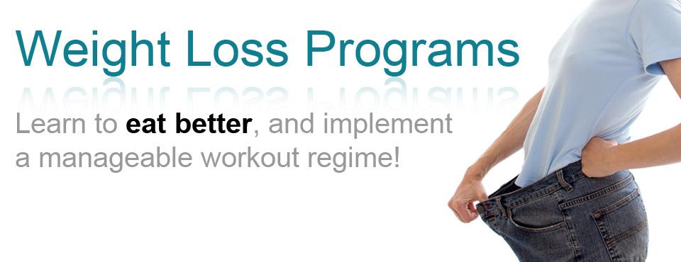weight loss programs ndash management lose