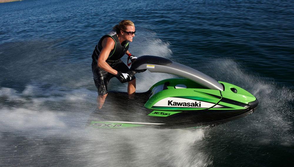 Kawasaki Jet Ski 800 Sx R Review