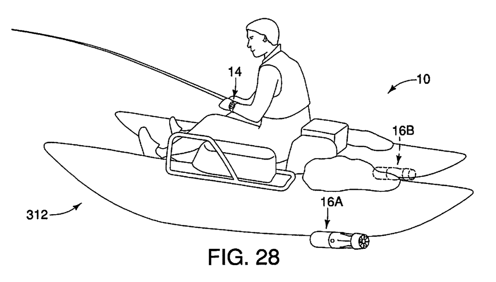 Yamaha Working on Portable Water Jet Propulsion System