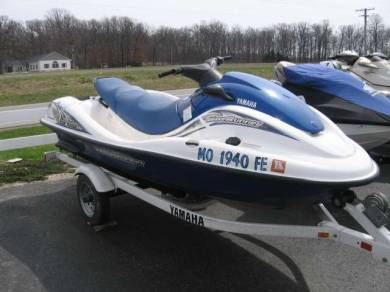 2004 Yamaha WaveRunner SUV1200 For Sale : Used PWC Classifieds