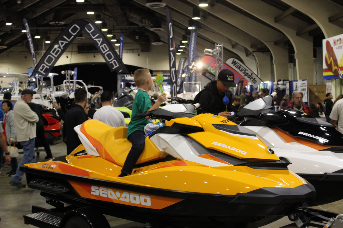 hight resolution of the 2019 los angeles boat show is just around the corner see all the new personal watercraft for 2019 featured vendors are yamaha waverunner sea doo