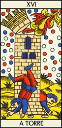 A Torre Fulminada