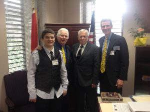 Meeting with Representative Charles VanZant