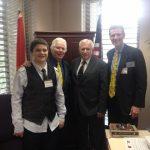 Meeting with Representative Charles VanZant