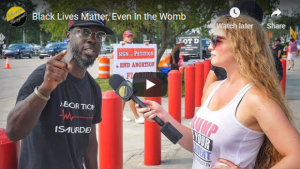 Black Lives Matter, Even in the Womb