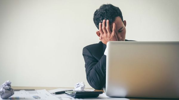 Opening up about mental health at work puts staff at risk