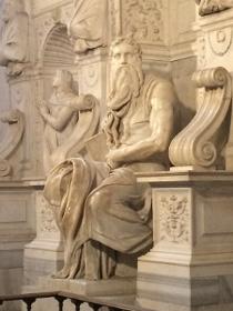Mozes in San Pietro in Vincoli