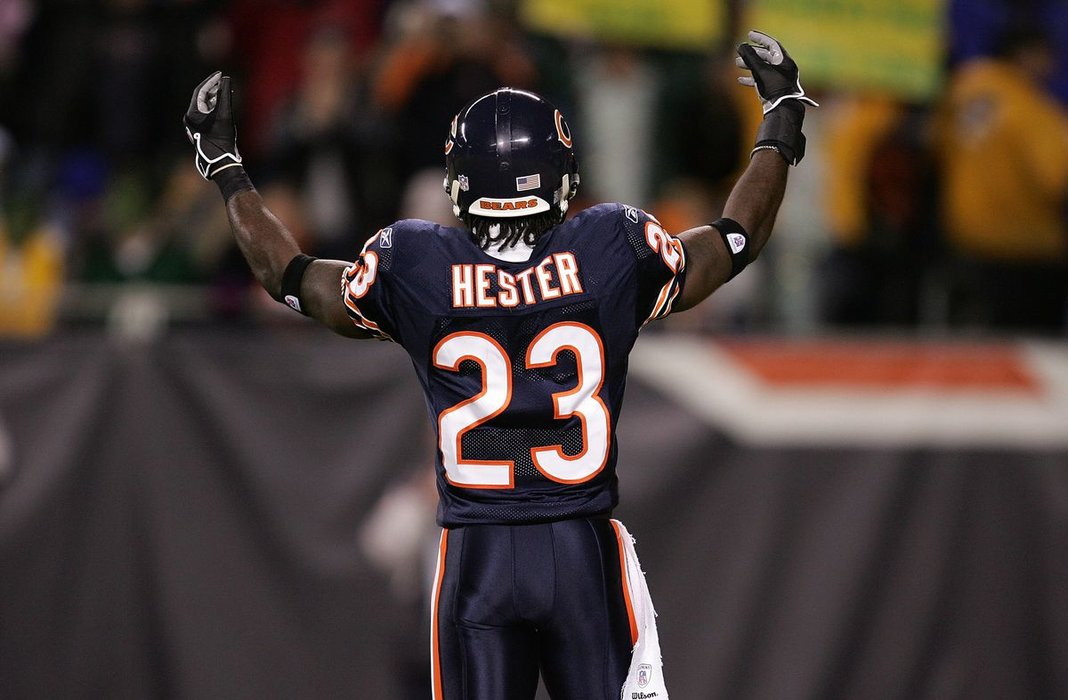 We Bare Bears Wallpaper Hd Devin Hester S Case For Canton Per Sources