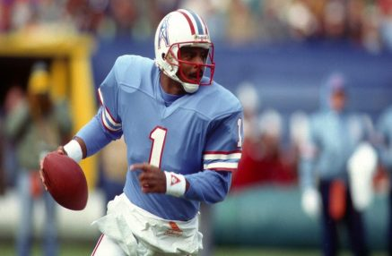 Image result for houston oilers powder blue uniform