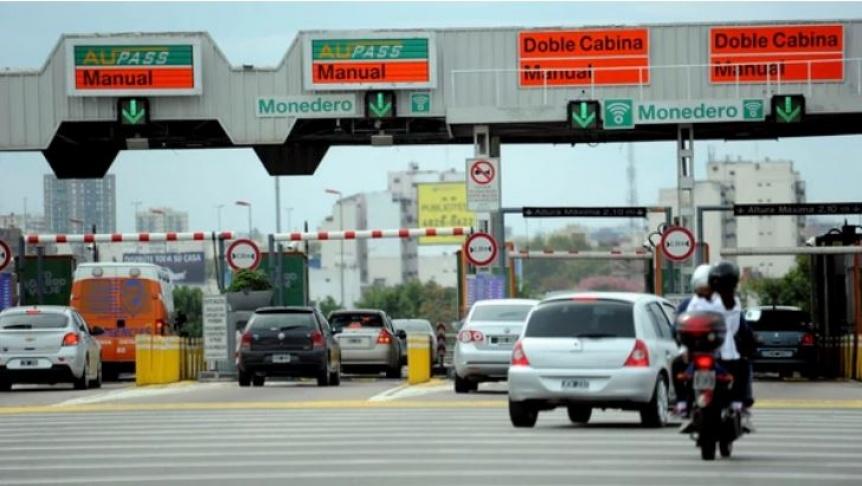Avanza el plan del Gobierno para eliminar las barreras y las cabinas en los peajes