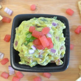 Watermelon Guacamole