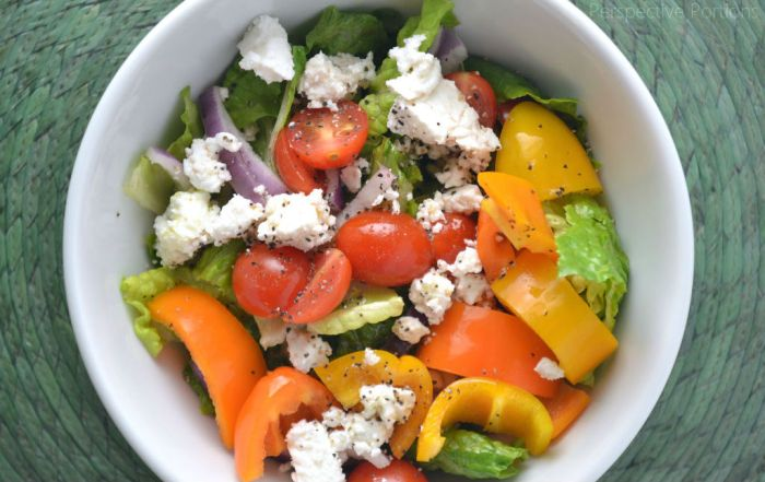 9 Passover Salad Ideas - Classic Greek