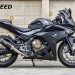 Modifikasi Honda CBR500R 2016 pertamax7.com side