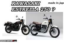 Thumbnail Kawasaki Estrella 250 Made In Japan