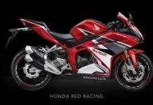 All New Honda CBR250RR Red Racing Pertamax7.com