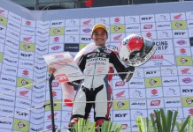 Ferry Asia road racing Championship 2016 Indonesia Pertamax7.com