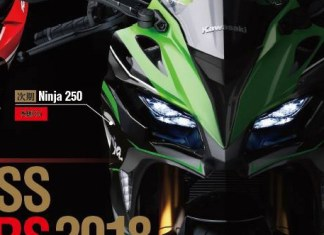 All new Kawasaki Ninja 250 FI 2018 Youngmachine