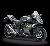 Kawasaki Ninja 250 ABS Special Edition Limited Hitam 2017 Indonesia