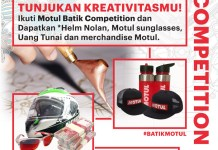 Motul Batik Competition
