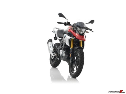 BMW G310GS Racing Red 24 P7