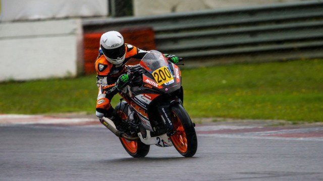 Koen Meuffels Ktm Fortron Junior Team RC390 R c