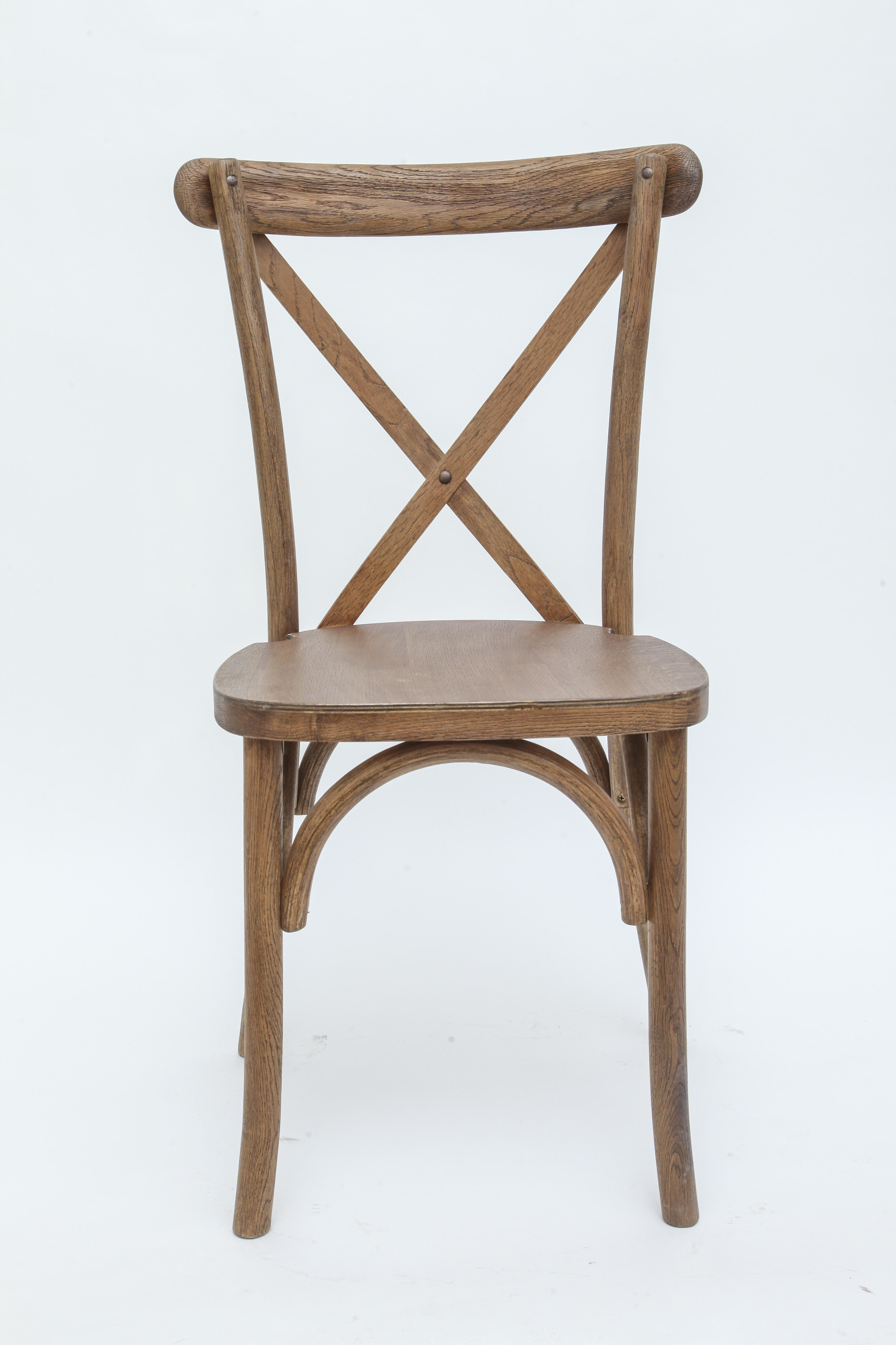 Cross back chair hire perth wa