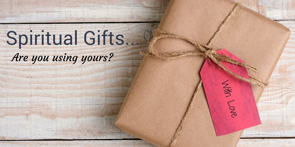 Why do we have spiritual gifts?
