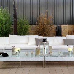 Grey Sofa Chaise Lounge Bed Set Images White Wicker 2 Seat Couch Outdoor Furniture Hire | Perth ...